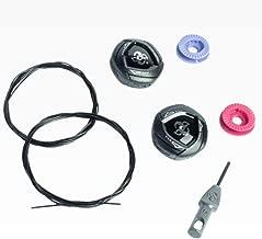 Fizik BOA IP1 Kit - Left and Right Road - Black
