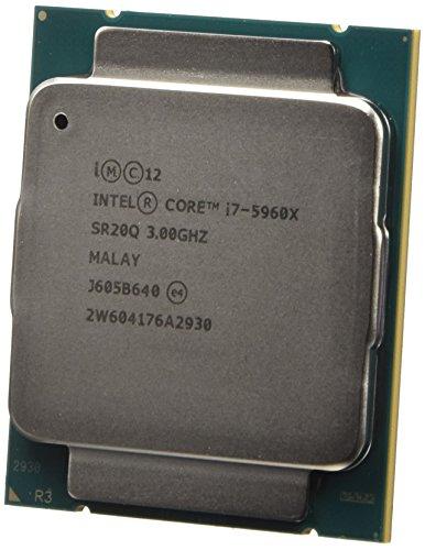 Intel BX80648I75960X I7-5960X Octa-Core Prozessor (3,00GHz, Sockel 2011-3, 20MB Cache)
