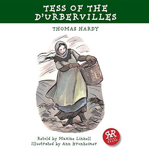 Tess of the D'Urbervilles audiobook cover art