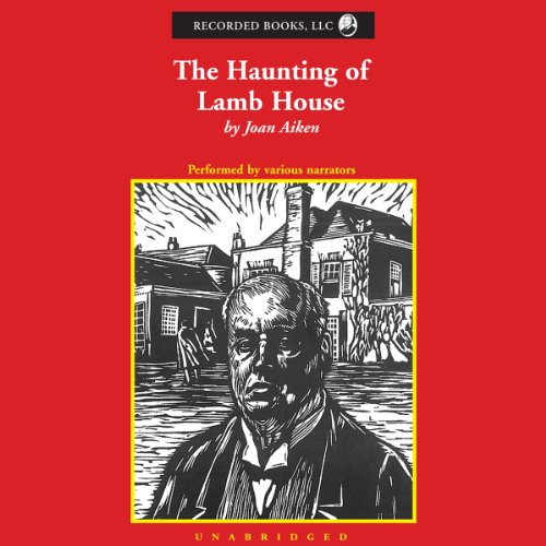 The Haunting of Lamb House audiobook cover art
