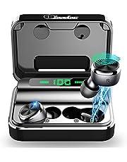 Elecder D15 完全ワイヤレスイヤホン Bluetooth5.0 ブルートゥースイヤホン iPhone Andr