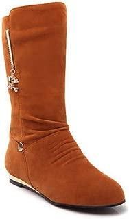 BalaMasa Womens ABS13912 Pu Boots