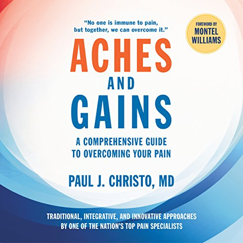 Aches and Gains audiobook cover art