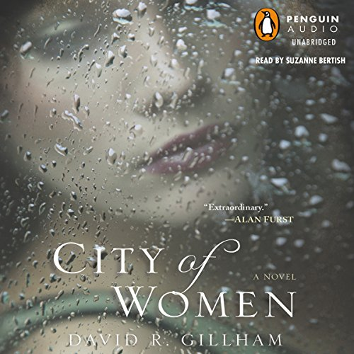 City of Women Audiobook By David R. Gillham cover art