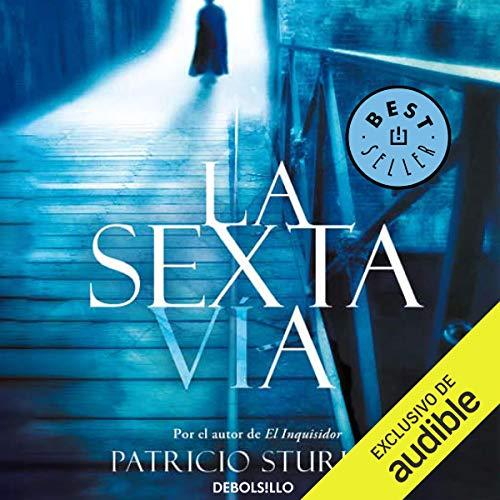 Diseño de la portada del título La sexta via