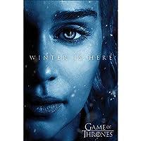 GAME OF THRONES ゲーム・オブ・スローンズ (10周年) - Daenerys/ポスター 【公式/オフィシャル】