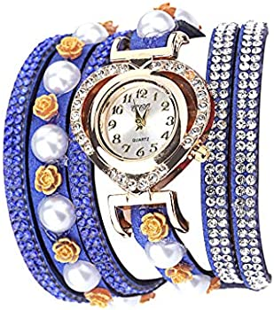 Blustercool CCQ Women's Bracelet Quartz Wrist Watch