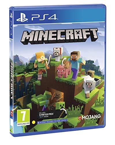 Minecraft - Bedrock Edition PS4 [