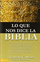 Lo Que Nos Dice la Biblia/ What the Bible Doesn't Say