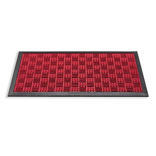 Hamat Supreme Zerbino Dimensioni: 40 cm x 60 cm (4?en - 1 m x 1 m), 12 Colore: Rosso