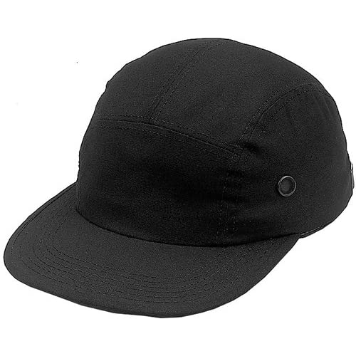 77ed807037ec7 Black Five Panel Hat  Amazon.com