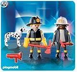 Playmobil Bombero 10 piezas Set 5942