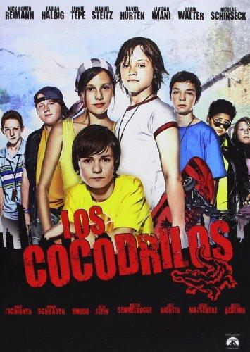 Los Cocodrilos 1 [DVD]