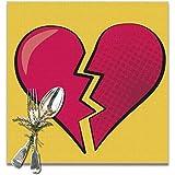 ピンクの破局 ランチョンマット おしゃれプレースマット 防汚 滑り止め テーブルマット 断熱 水洗いOK お手入れ簡単 食卓飾り 家庭用