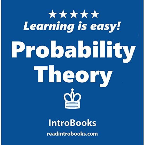 Probability Theory audiobook cover art