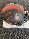Stephen Diggs Autographed Buffalo Bills Riddell Eclipse Mini Helmet Beckett