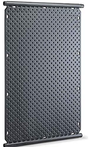 well2wellness® Pool Solarabsorber Solarheizung 1002 mit Sammelrohr beidseitig Ø40mm