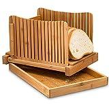 LaceDaisy Faltbare Brot Schneiden Loaf Slicer Manuell Brot Allesschneider Toast Slice...