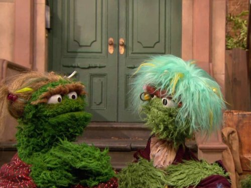 Grouch Mother's Day. Episode 4237