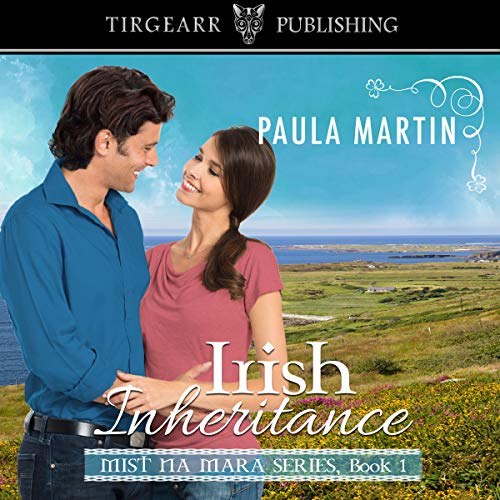 Irish Inheritance audiobook cover art
