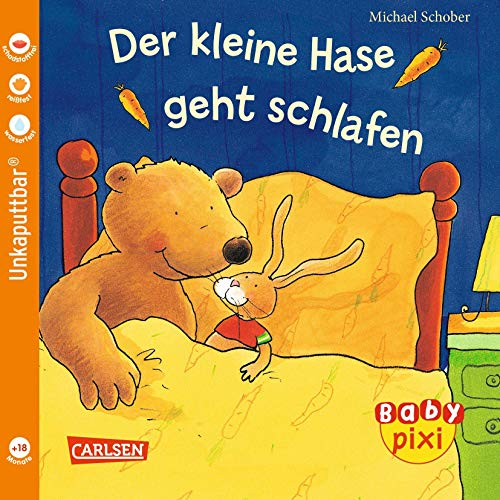 Baby Pixi 34: Der kleine Hase geht schlafen