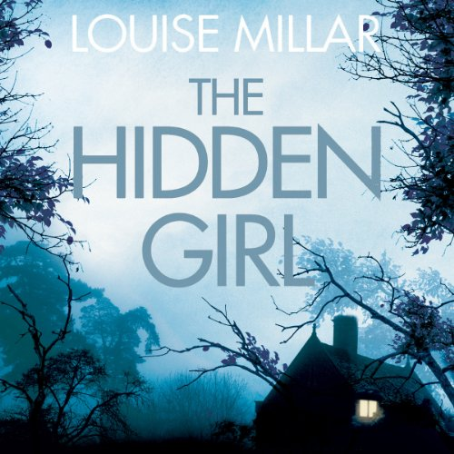 The Hidden Girl audiobook cover art