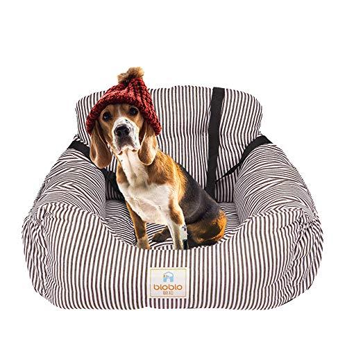 FRISTONE Freistone Autositz für Hunde, wasserfest, mit Aufbewahrungstasche.