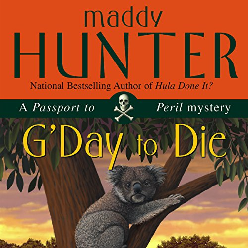 G'Day to Die audiobook cover art