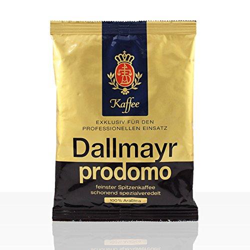 Dallmayr Prodomo - 50 x 70g Kaffee gemahlen, Filterkaffee, 100% Arabica
