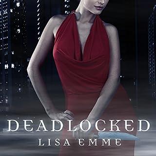 Deadlocked audiobook cover art