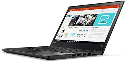 "Lenovo ThinkPad T470 14"" FHD Touchscreen Business Laptop (Intel Core i7-6500U Processor, 8GB RAM, 256GB SSD, Fingerprint R..."