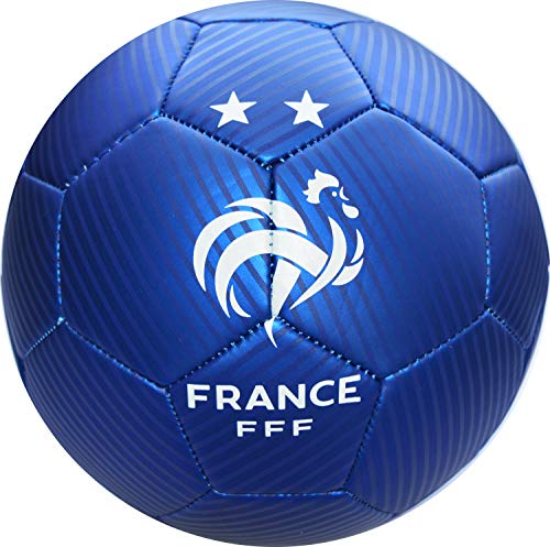 Ballon de Football FFF - 2 étoiles - Collection Officielle Equipe de France de Football