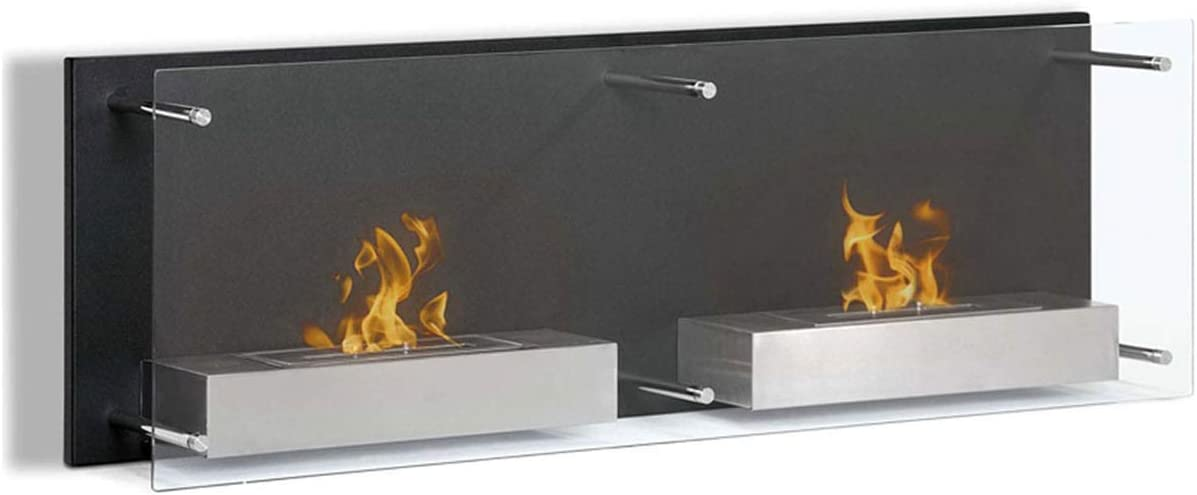 Regal Flame Mora 47 Cheap super special price Inch Ventless Firep New product!! Wall Ethanol Mounted Bio