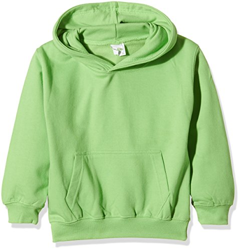 Just Hoods by AWDis Kids Hoodie, Sweat-Shirt Fille, Vert (Lime), 12/13 years