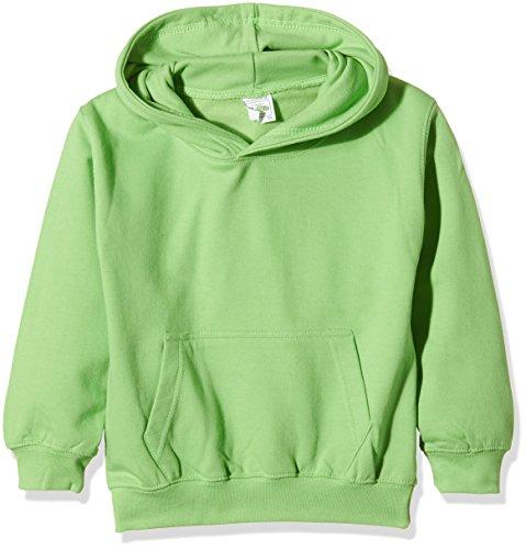 Just Hoods by AWDis Kids Hoodie, Sweat-Shirt Fille, Vert (Lime), 12/13 years