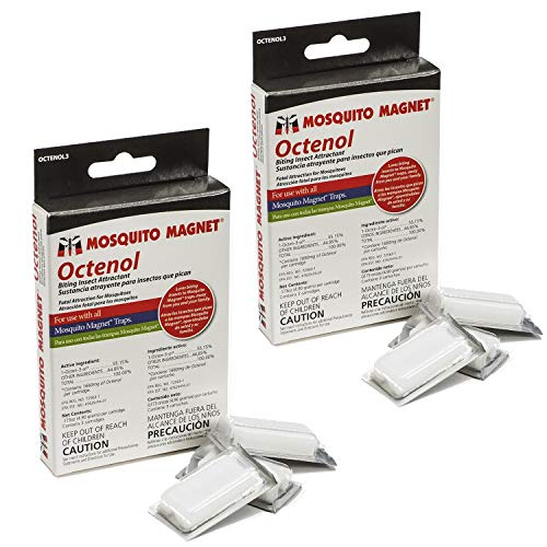 Mosquito Magnet OctenolSR Twin 3-pack, White