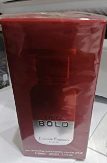 LORIENTALE FRAGRANCES Red Bold Eau De Parfum For Men, 100 ml