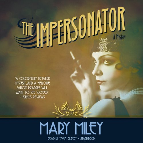 The Impersonator audiobook cover art