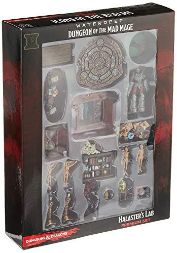 Dungeon Lab Miniature Set