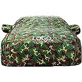 Car Fundas Proteger, para Jaguar XF SportBrake Wagon 2015-2022 Cover Hatchback Anti-UV Transpirable Resistente Polvo Lluvia Rasguño Nieve Sol Aire Libre Todo Clima EspesarImpermeable