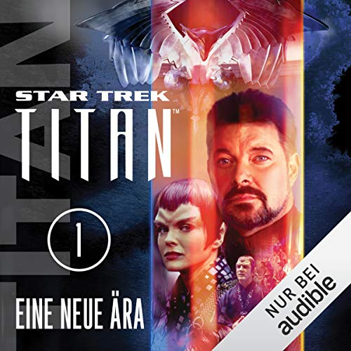 Eine neue Ära     Star Trek Titan 1              By:                                                                                                                                 Andy Mangels,                                                                                        Michael A. Martin                               Narrated by:                                                                                                                                 Detlef Bierstedt                      Length: 12 hrs and 2 mins     Not rated yet     Overall 0.0