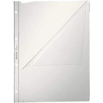 Prospekthülle LEITZ 4751-30-03 A4 0.18 mm Glasklar PP-Folie für voluminöse Unter