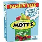 Mott's Medleys, Assorted Fruit Snacks, Gluten Free, 32 oz