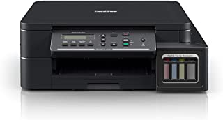 Brother Wireless All in One Printer, DCP-T510W, with Refillable Ink Tank System, Mobile Printing, Ultra High-Yield Color Ink