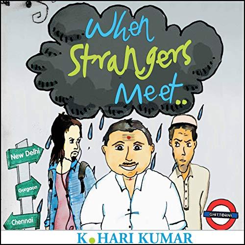 When Strangers Meet.. audiobook cover art
