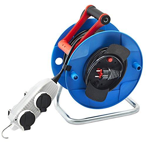 Brennenstuhl 1180941 Enrouleur électrique Standard SM4 40 m H05VV-F 3G1,5