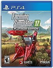Best Farming Simulator 17 Platinum Edition - PlayStation 4 Review