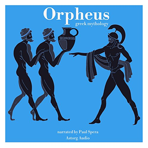 Couverture de Orpheus