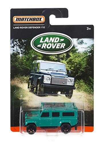 Preisvergleich Produktbild Matchbox Mattel DPT02 - Land Rover Sortiment