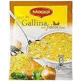 Maggi - Sopa de Gallina con Fideos Finos - 68 g - [Pack de 18]